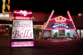Chapel of the Bells Las Vegas — 图库照片