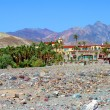 Stock Photo: Furnace Creek Resort California