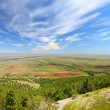 Wyoming Countryside Scenery — Stock Photo
