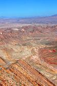Nevada vista montagna francese — Foto Stock