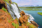 Fall Creek Falls Idaho — Stock Photo