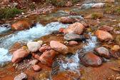 Andělé creek grand canyon — Stock fotografie