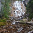 Point Lace Falls Canada — Stock Video