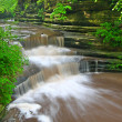 Stock Photo: Giants Bathttub Matthiessen State Park