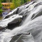 Bond Falls Scenic Area Michigan — Stock Photo #49804181