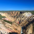Grand Canyon of the Yellowstone River — Stock Photo #51361757