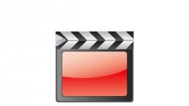 Slate board — Stock Video