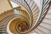 Spiral staircases — Stock Photo