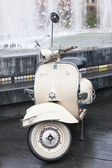 Cassic Vespa — Stock Photo