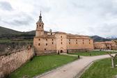 Yuso Monastery in San Millan de La Cogolla, La Rioja, Spain — Stock Photo