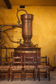 Alembic to distill wine — Stock Photo