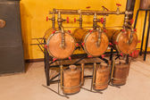 Wine distillery — Stock Photo