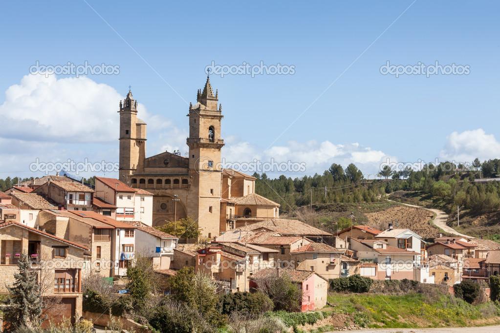 La rioja in spain stock photo norabana 25501601 for Alojamiento en la rioja espana