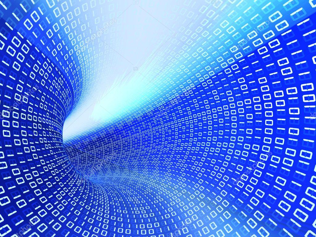 Numbers in Binary Code Code Binary