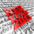 Happy new year 2013 — Stock Photo #13507368