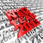 Happy new year 2013 — Stock Photo #13507368