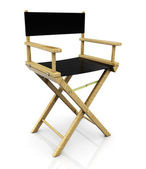 Director chair — Stockfoto