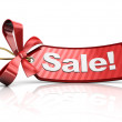 Holiday sale — Stock Photo #16619407