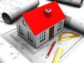 家の設計 — ストック写真
