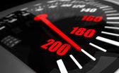 Velocità veloce — Foto Stock