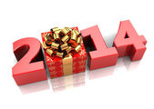 2014 holidays — Stock Photo