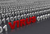 Virus — Stok fotoğraf