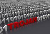 Trojan — Stok fotoğraf
