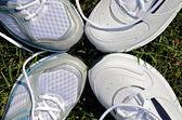 Spor ayakkabıları — Stok fotoğraf