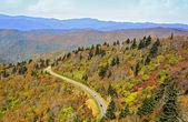 Autumn Travel — Stock Photo