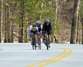 Men in a Bike Race — Stockfoto