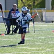 ストック写真: Young Boys Lacrosse