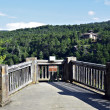 Overlook at Gorge — Stock Photo