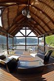 Boathouse Interior — Stock Photo