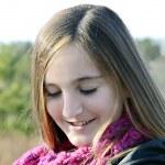 Beautiful Teenager — Stock Photo