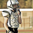 Young Football Player — Stock Photo #40898549