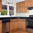 Small Kitchen Area — Stock Photo