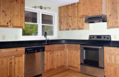 Small Kitchen Area — Foto Stock
