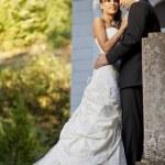Wedding couple — Stock Photo #12029309