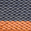 Roof tiles — Stock Photo #12532945