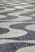 Lisbon pavement — Stock Photo