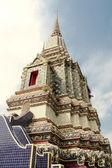 Wat Arun Temple of Dawn in Bangkok — Stock Photo