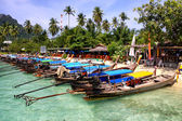 Thailand beach — Stock Photo