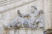 Capitol in Rome, Italy — Stock Photo