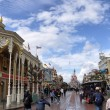 Stock Photo: Disneyland in Paris
