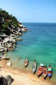 Andaman sea, Thailand — Stock Photo
