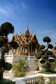 Palazzo reale di bangkok — Foto Stock