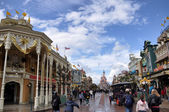 Disneyland in Paris — Stock Photo