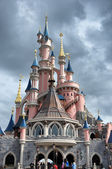 Sleeping Beauty Castle from Disneyland, Paris — Stock Photo