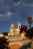 Piazza di spagna — Zdjęcie stockowe