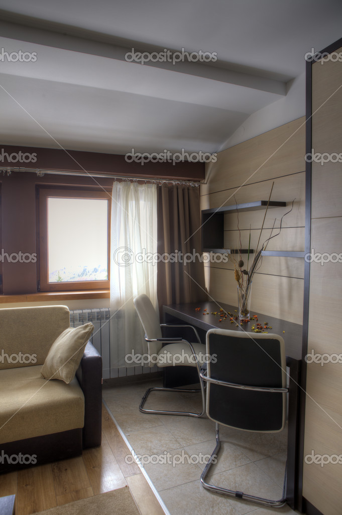 Modern room — Stock Photo #12694307